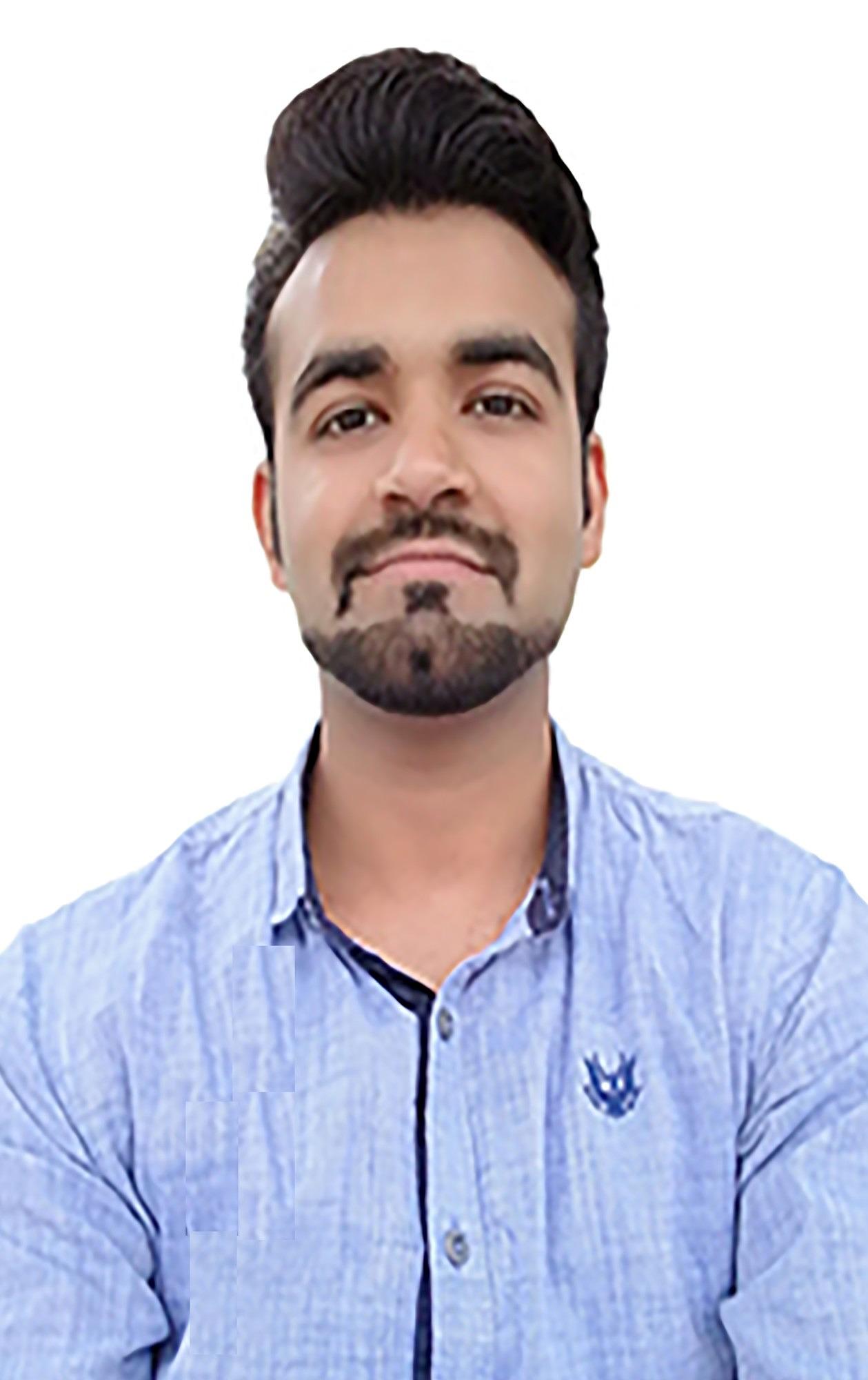 B.Sc. Haris Habibullah
